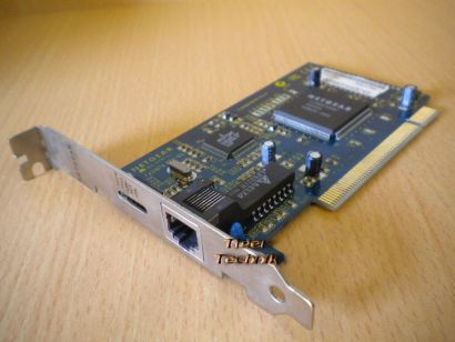Netgear FA310TX PCI Karte Ethernet Adapter 10 100* nw68
