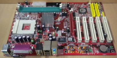 MSI KT4A-V Mainboard MS-7021 Ver. 1 Sockel 462 AGP PCI USB LAN Seriell* m368