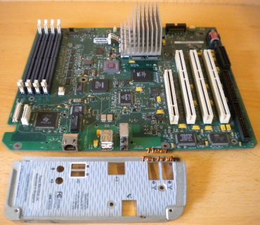 Apple 820-1086-A Power Mac G4 M5183 PCI + CPU 400MHz + Blende* m401