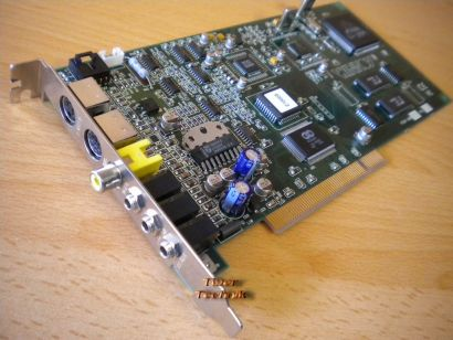 WINNOV PCBA 500015 Sound Video Capture Card PCI FAB 160012 Rev C* tk06