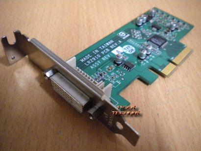 FSC LR2910 PCB Rev A S26361-D1500-V610 GS1 DVI-D ADD2 PCIe x4* g238