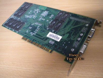 3Dfx Voodoo 2 Gainword Dragon 3000 12 MB PCI FCC ID: ICUVGA-GW803N* g149