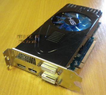 HIS SM2-32F2-B ATI Radeon HD5770 1GB GDDR5 PCI-e 2.1 DVI HDMI Displayport* g151