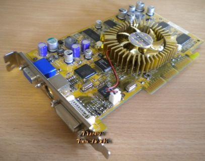 Prolink PixelView MVGA-NVG25GA NVIDIA GeForce4 Ti4200 128MB AGP DVI* g162