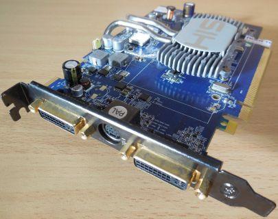 HIS SG1G0210 PATI Radeon HD 2600 XT 256MB GDDR3 PCI-Ex16 VGA DVI* g239