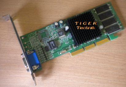 Fujitsu Siemens GM 3000-32 NVIDIA GeForce2 MX400 SDRAM 32MB AGPx4 VGA* g180