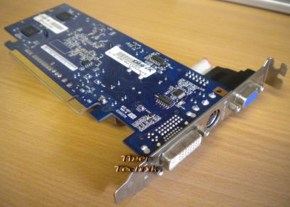 HP Asus P381 5188-5456 NVIDIA GeForce 7500LE DDR2 256 MB PCI-E x16* g197