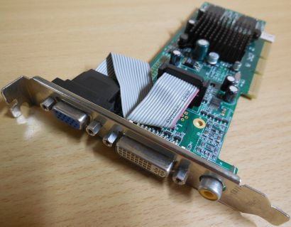 Club3D CGA-7032DTV ATI Radeon 7000 Grafikkarte AGP4x 32MB* g99