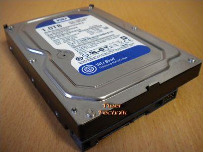 WD Blue WD10EZEX-60ZF5A0 HDD 3,5 SATA 3.0 Gb,s Festplatte 1 TB * f494