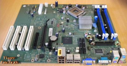 Fujitsu Siemens Celsius W350 Mainboard FSC D2317-A21 GS 2 Intel So 775* m410