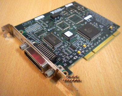 National Instruments PCI-GPIB IEEE 488.2 Controller Karte 183617K-01* pz80