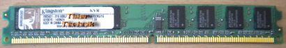 Kingston KVR667D2N5 1GB 99U5431-011.A00LF DDR2 Speicher PC2-5300* r26