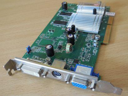SAPPHIRE 9600 Atlantis 256M ATI Radeon 256 MB 128 Bit DDR AGP 8x VGA TV DVI*g226