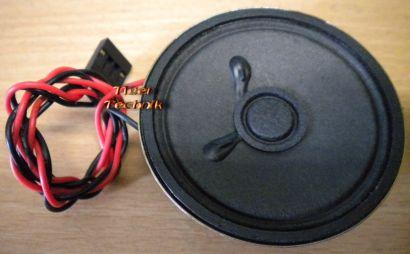 System Gehäuse Lautsprecher PC Computer 8 Ohm 0,5Watt* pz88