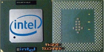 CPU Prozessor Intel Tualatin Celeron SL5ZJ 1.3 GHz FSB100 256K L2 Sockel 370*c02