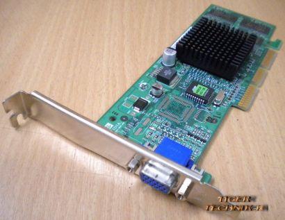 MSI MS-8839 32MB Grafikkarte AGP g58