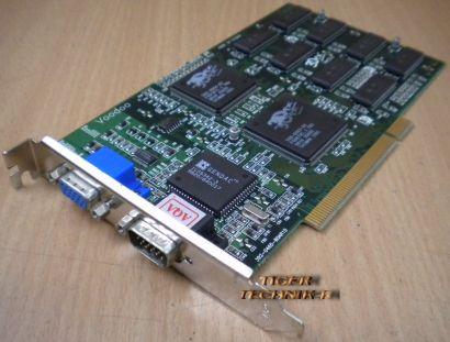 PCI ATC-2455 - 3Dfx Voodoo2 g57