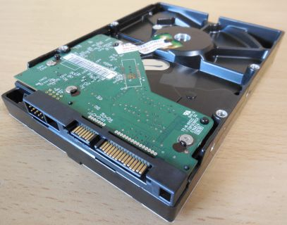 Western Digital Caviar Blue WD1600AAJS-22L7A0 SATA 160GB HDD Festplatte* f519
