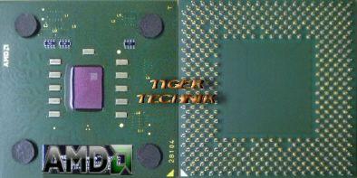 CPU Prozessor AMD Athlon XP-M 2500+ AXMH2500FQQ4C FSB266 Sockel A/462 grün *c55