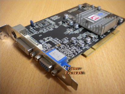 SAPPHIRE ATI Radeon 7000 PCI 64M DDR VGA/TVO/DVI-I SKU# 11003-06 * g213