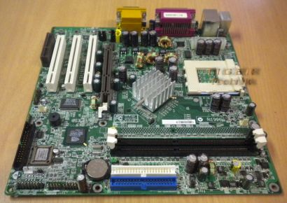 MSI MS-6367 Ver1.0 Mainboard+Blende+SPDIF Out Blende So 462, A* m05