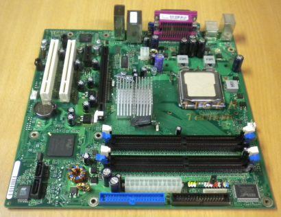FSC Fujitsu Siemens D1931-A21 GS 3 Mainboard mit Blende Sockel 775* m07