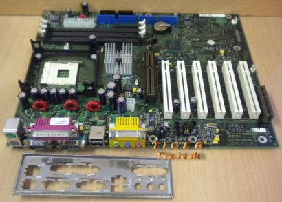 Fujitsu Siemens D1325-B12 GS 1 mit Blende Sockel 478* m427