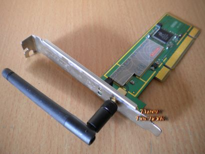 Sitecom WL-115 WLAN 54Mbps PCI Karte* nw27