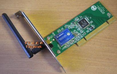 TRENDnet WLG-1204 WLAN PCI Karte* nw28