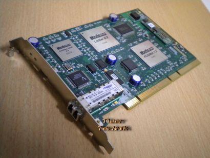 Myricom M3F-PCI64B-2 2000 Glasfaser-Karte* nw42