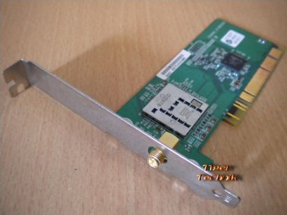 Creatix CTX404E V1 WLAN PCI Adapter Karte* nw40