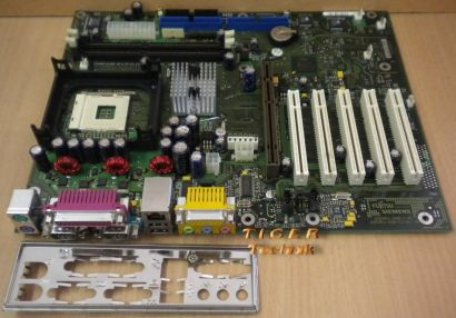 FUJITSU SIEMENS D1337-A10 GS 3 mit Blende Sockel 478* m432