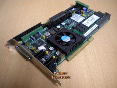 ICP GDT6118RD SCSI RAID Controller PCI 32bit 32MB Cache* pz917