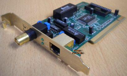 3Com Assy 03-0027-001 Single Port Netzwerkkarte* nw58