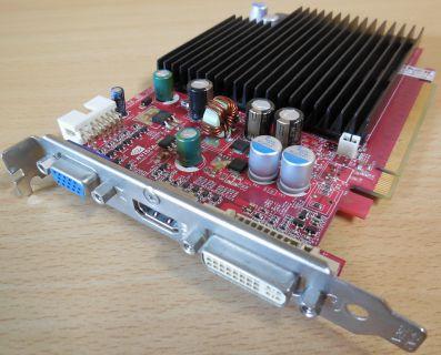 Medion MS-V058B Art 20033187 NVIDIA GeForce 7650GS 256 MB PCIe DVI VGA HDM* g158