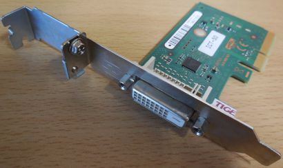 Fujitsu Siemens FSC D2823-A11 GS1 ICT-50 DVI ADD On PCI-E SFF mit Adapter* g231