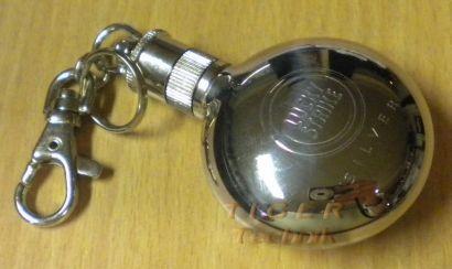 Original Lucky Strike Flachmann Schnupftabak Dose aus Metall NEU OVP * So905