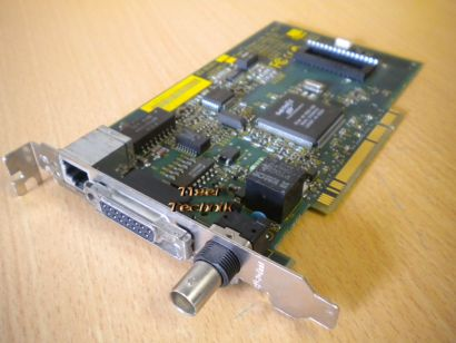 3Com Fast EtherLink REV A PCI XL Combo network adapter* nw71