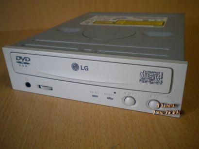 LG GCC-4120B COMBO DVD Laufwerk CD Brenner IDE beige* L132