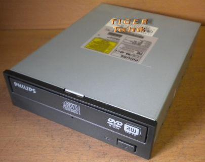 PHILIPS SPD2400L1 Combo DVD CD Brenner schwarz* L136