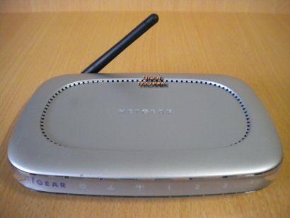 Netgear WGR614 v1 Wireless Router 54 Mbit WEP 4x LAN-Ports Firewall * nw325