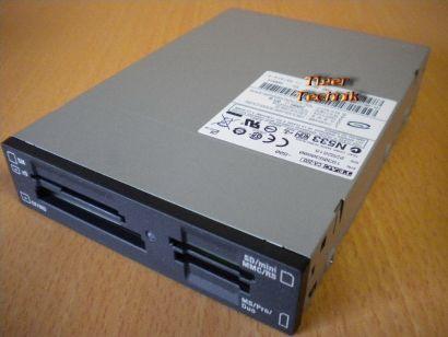 TEAC CA-200 B00 E-B024-05-2938 USB Flash Computer Kartenlesegerät schwarz* kl09