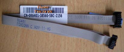 Kartenlesegerät Verbindungskabel CN -0R6401 Rev A03 memory card cable* pz706