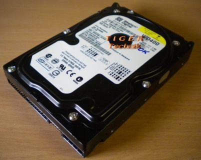 Western Digital Protege WD400EB-11JEF0 Festplatte HDD 3,5 IDE 40GB*  f551