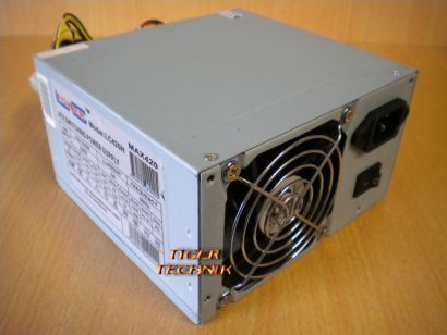LC Power LC420H ATX Max420 Netzteil 420 Watt Computer PC Netzteil* nt157