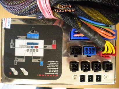 REVOLTEC Chromus 2  RPS-400V2 380Watt PC Netzteil* nt307