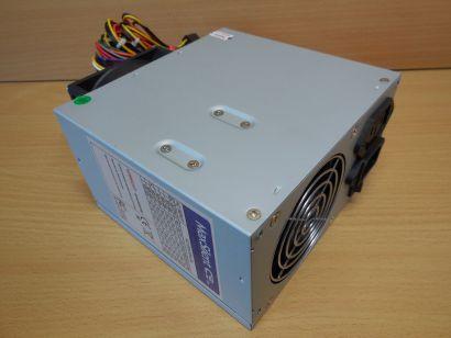 MaxSilent CSL MS-410 410Watt Computer PC Netzteil 20+4pin 4pin SATA Molex* nt130