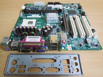Lite-On NR138 Mainboard Ver: A06 für HP/Compaq D230 335187-001 Sockel 478 *m440