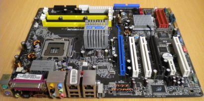 ASUS P5WD2 Premium Rev 1.04G Mainboard Sockel 775 SATA+IDE-RAID Dual GB-LAN*m447