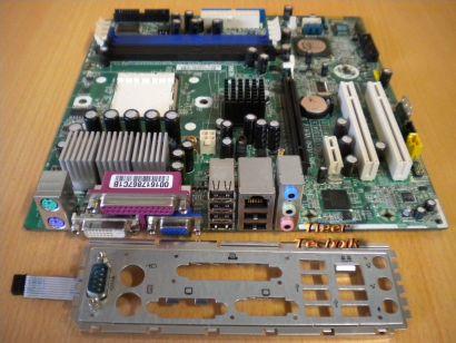 HP 409643-001 361635-003 MSI MS-7050 Ver: 2.0 Mainboard + Blende Sockel 939*m450
